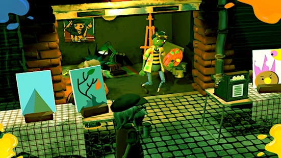 Game Passpartout: world of street art APK for Windows Phone