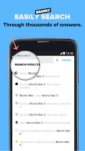 App Brainly Homework Help & Solver APK for Windows Phone