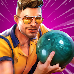 Bowling Crew - Clash with Friends For PC / Windows 7/8/10 / Mac – Free Download