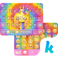Tie Dye Themefor Kika Keyboard 36.0 icon