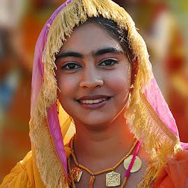 Native Beauty by Rakesh Syal - People Street & Candids