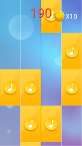 Magic White Piano: Music Tiles APK