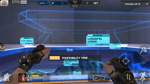 Crisis Action: NO CA NO FPS screenshot 6