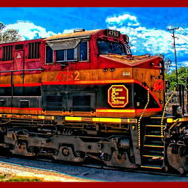 san miguel de allende, mexico by Jim Knoch - Transportation Trains