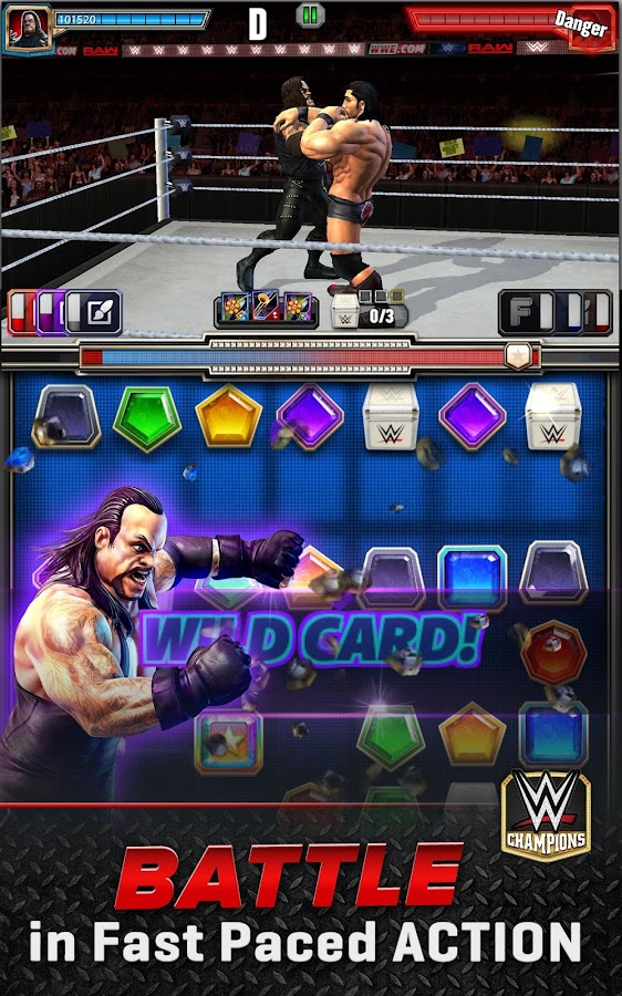 WWE Champions Free Puzzle RPG Screenshot 18