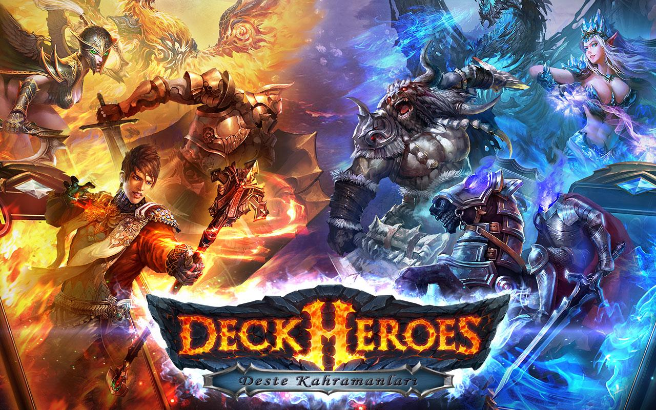 Deck Heroes: Düello Screenshot 4