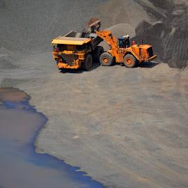 Mining by Scott Mousseau - Transportation Other (  )