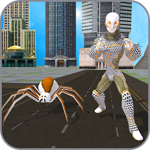 Download Multi Spider Robot Hero City Crime For PC Windows and Mac
