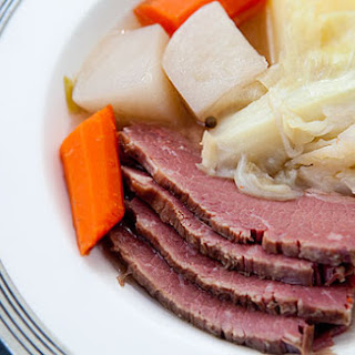New England Boiled Dinner With Beef Brisket Recipes