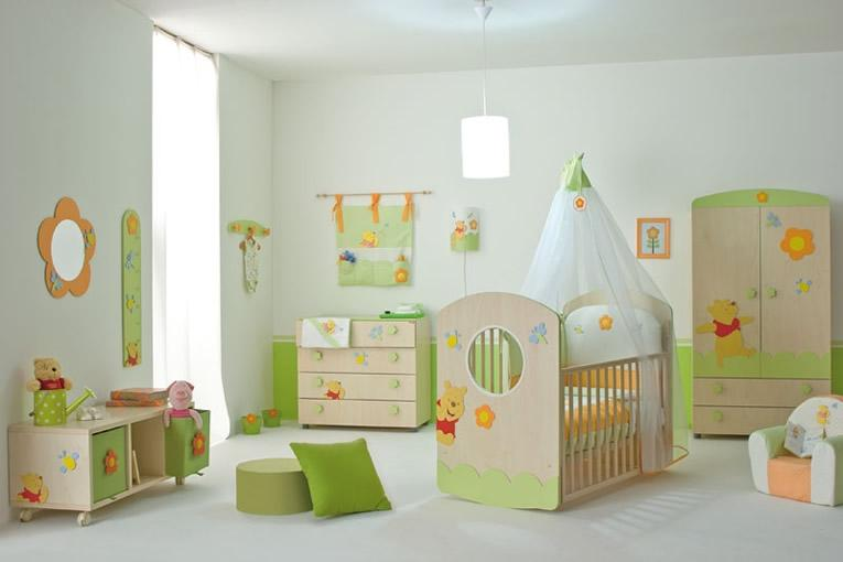 Baby Room Designs Ideas Screenshot