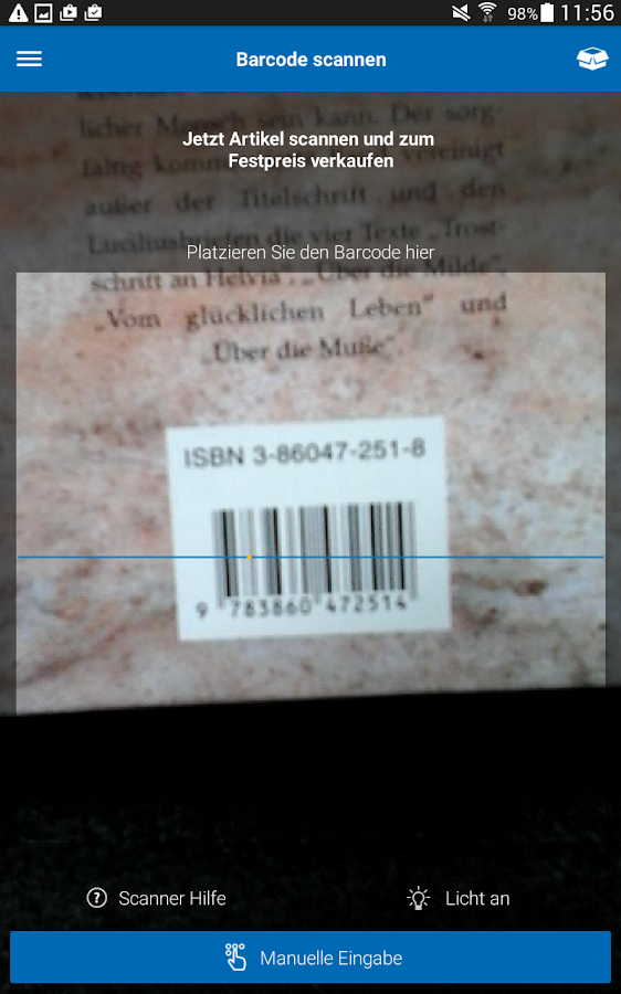 momox – Bücher, CD, DVD Ankauf Screenshot 7