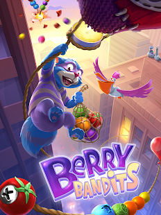 Berry Bandits Mod (Lives & Free Shopping) v0.6.7 APK