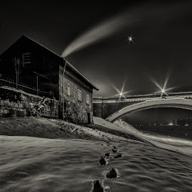 by Bojan Bilas - Black & White Landscapes