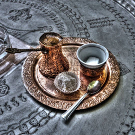 turkish coffe by Elvedin Himzic - Food & Drink Alcohol & Drinks