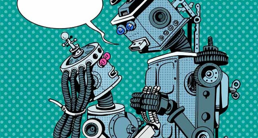 This AI stuff is all talk! Bots invent their own language to natter away behind humans' backs