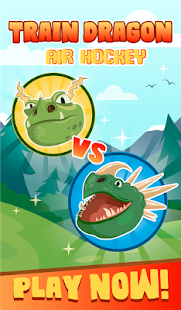 Train dragon air hockey for pc