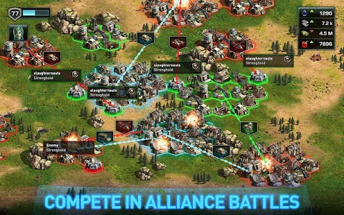 Free War of Nations: PvP Domination APK for Windows 8
