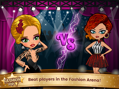 Game Fashion Cup - Dress up & Duel APK for Windows Phone