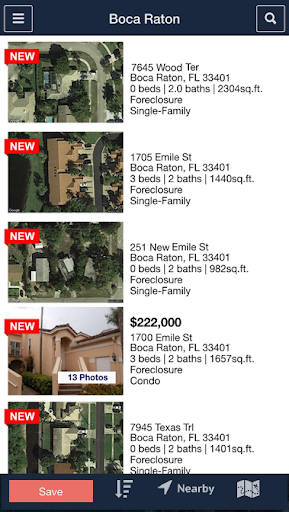 Foreclosure.com Homes For Sale - screenshot