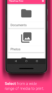 App ThinkFree Print APK for Windows Phone