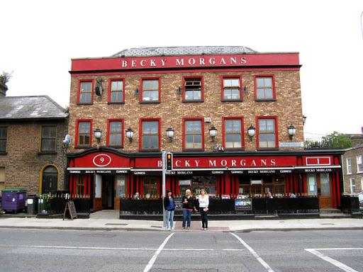 Places to eat in Ballsbridge