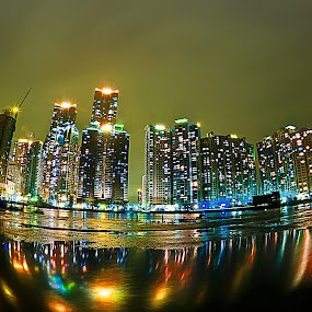 beauty of busan.. by Ryo SiNaga - Buildings & Architecture Other Exteriors