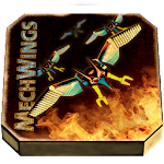 MechWings | The Phoenix Rises Icon