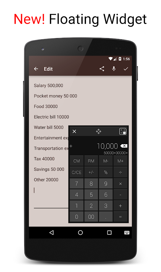 Calculator - Simple & Stylish Screenshot 7