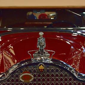 Packard by John Ogden - Transportation Automobiles ( car, automobile, packard, horseless carriage )