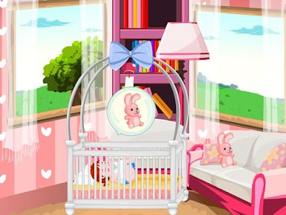 Qute Baby Care game- screenshot