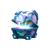 Stats Royal Next Chest and Statistics Icon