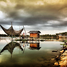 Kerambah by Muhammad Yoserizal - Landscapes Sunsets & Sunrises
