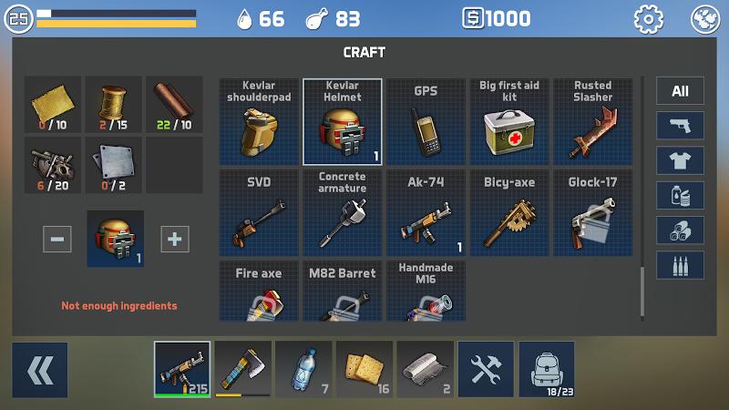 LastCraft Survival Screenshot 4