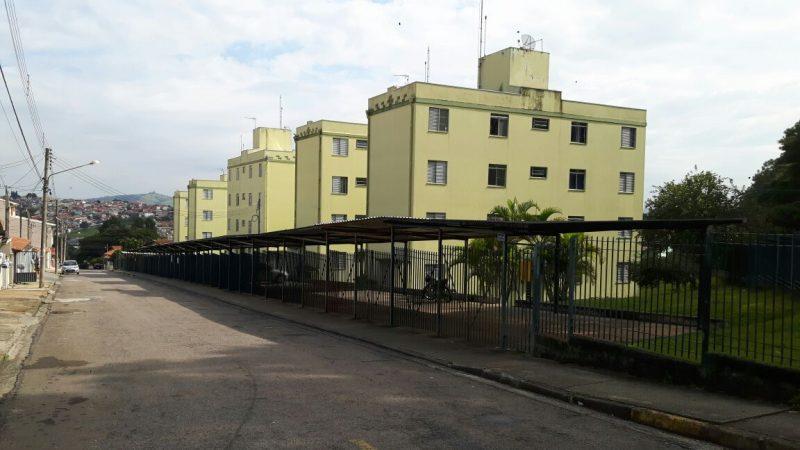 Apartamento com 2 dormitórios à venda, 48 m² por R$ 210.000,00 - Jardim Doutor Júlio de Mesquita Filho - Bragança Paulista/SP