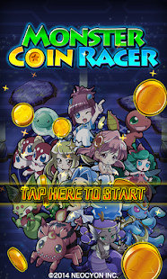 Monster Coin Racer(Global) - screenshot