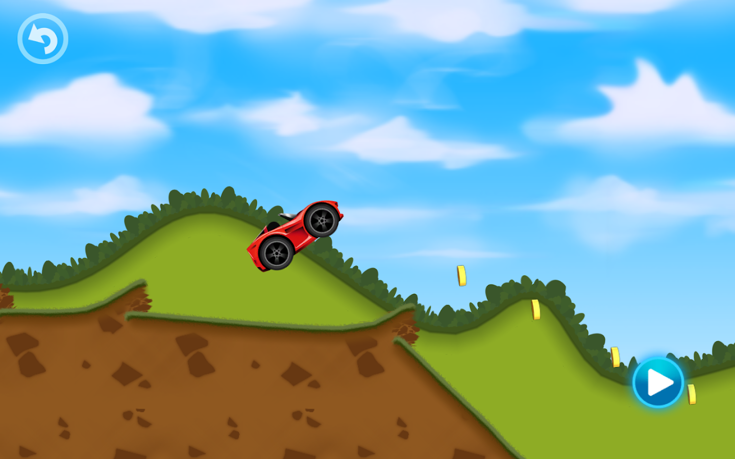 Fun Kid Racing GOLD Screenshot 4