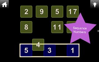 Screenshot of Kindergarten Math