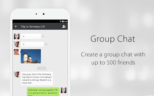 App WeChat APK for Windows Phone