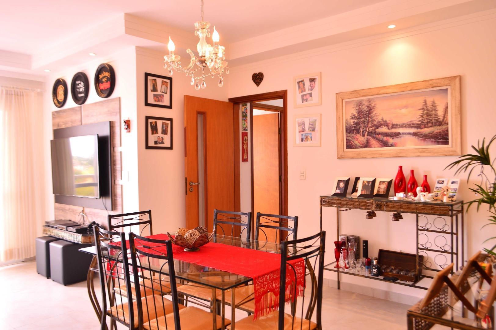 Apartamento com 3 dormitórios à venda, 77 m² por R$ 350.000 - Parque Fabrício - Nova Odessa/SP