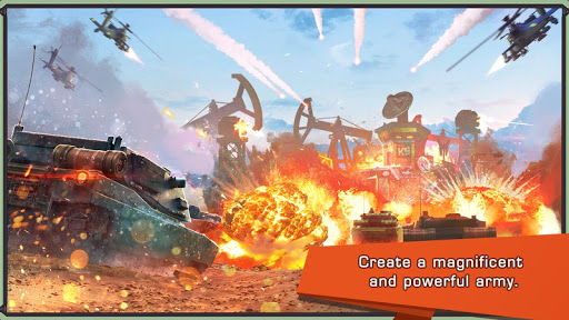 Iron Desert - Fire Storm screenshot 3