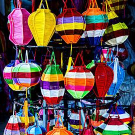 Lanterns by Richard Michael Lingo - Artistic Objects Furniture ( vietnam, artistic objects, furniture, lanterns, business )