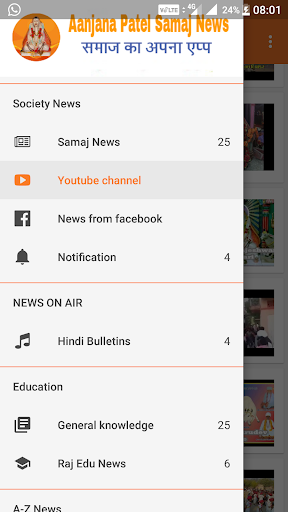 Aanjana Patel Samaj NEWS Apk Download Free for PC, smart TV
