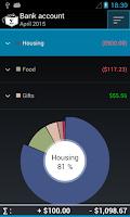 Screenshot of My Expenses
