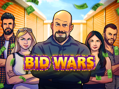 Game Bid Wars - Storage Auctions & Pawn Shop Game 2.4.2 APK for iPhone