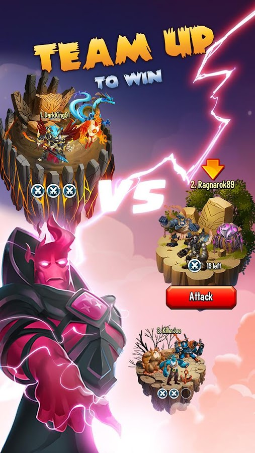 Monster Legends Screenshot 0