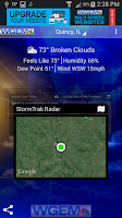 Screenshot of WGEM Wx