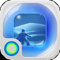 App Sparkly Bubbles Hola Theme version 2015 APK