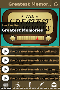 The Greatest Memories - screenshot