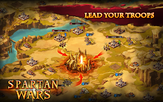 Screenshot of Spartan Wars: Blood and Fire