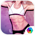 App FREE-SIX-PACK2 STICKER APK for Kindle
